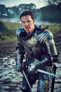 The Hollow Crown - Richard III part - king Richard III