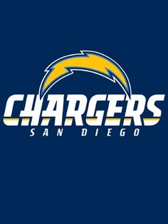 Never been a huge football fan but now that I live in San Diego, have to cheer for the Chargers!