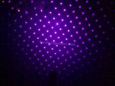 Professional 50mW Blue Violet Laser Pointer Pen Beam Light
