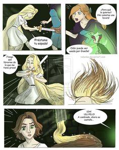 Comic- El diario de Giselle 182 por rebenke
