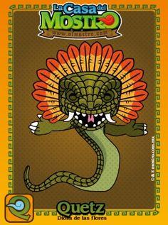 Quetz / Quetzalcoatl