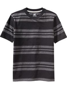 Boys Striped Tee Product Image