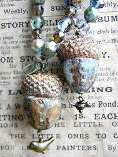Robin and the Sage: enchanted acorns
