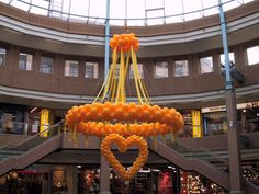 Www.ballondecor.nl  Ballon decor winkelcentrum
