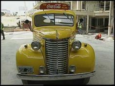 1939 Chevy Coke Delivery Truck from Argentina