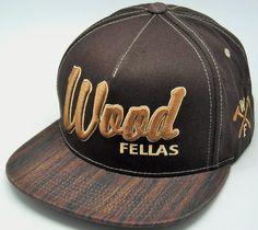 #gorras #caps #woodfellas #tophats