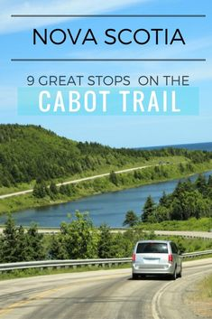 Canada's Cape Breton Island: 9 Best Stops While Driving the Cabot Trail in Nova Scotia   Activities, Hiking, Restaurants, Fun