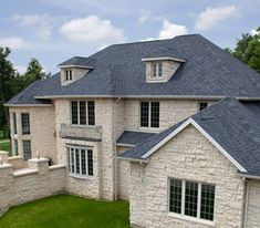 Best Owens Corning True Definition Estate Gray Rooftop 400 x 300