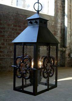 Santa Carlo Hanging Lantern | Solaria Lighting