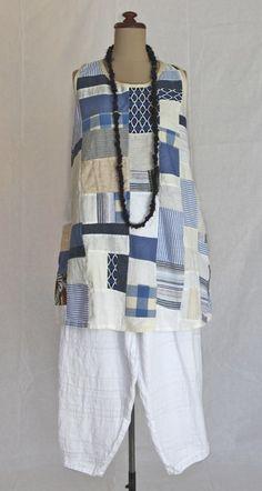 Delft tunic and Teardrop pant  www.sarkstudio.com.au