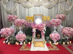 Funeral Arrangements, Funeral Flowers, Bridesmaid Dresses, Wedding Dresses, Artificial Flowers, Floral Wreath, Wreaths, Garden, Home Decor