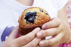 Banana blueberry yoghurt muffins – Recipes – Bite