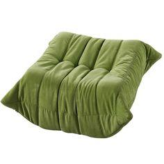 Waverunner Ottoman in Green