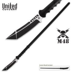 Featuring the World's Best Knife Prices Tactical Survival, Tactical Knives, Tactical Gear, United Cutlery, M48, Black Oxide, Weapons, The Unit, Stainless Steel