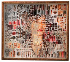 Biographical DNA Art by Michael Mapes (9 Pictures)