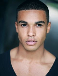 Lucien Laviscount is Aron Masters- Ava's younger brother
