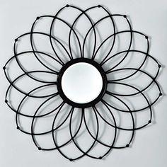 'Aster' Mirror Metal Wall Art - $76.99
