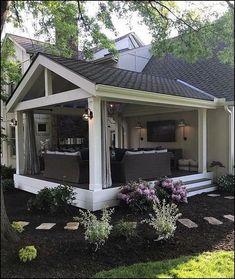 50 wonderful rustic farmhouse porch decor ideas 2019 amazing rustic farmhouse 6 » Centralcheff.co
