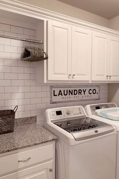 """Figure out additional information on """"laundry room storage diy small"""". Take a lo. Figure out additional information on """"laundry room storage diy small"""". Take a lo… Pantry Laundry Room, Laundry Shelves, Farmhouse Laundry Room, Small Laundry Rooms, Laundry Room Organization, Laundry Room Design, Laundry Storage, Laundry Room Wallpaper, Diy Wallpaper"""