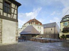 François Hollande a inauguré le musée Unterlinden à Colmar