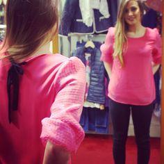 Pretty in pink Pretty In Pink, My Style, Fashion, Moda, Fashion Styles, Fashion Illustrations