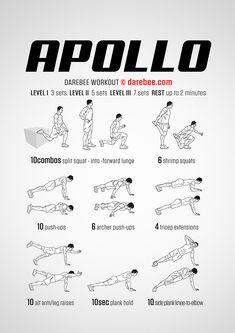 Apollo Workout