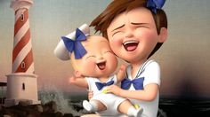 The Boss Baby Animation Wallpapers HD Wallpapers