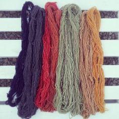 Color Menta, Textiles, Dreadlocks, Wool, Hair Styles, Crafts, Beauty, Zero Waste, Barcelona