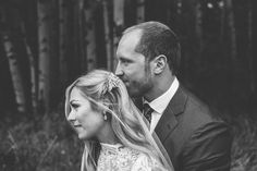 Beautiful, natural Montana Wedding photos | Archer Messenger