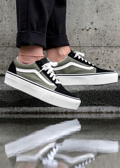 "Vans ""Platform"" Old Skool"