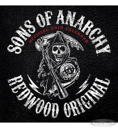 Sons of Anarchy Kalender Hier bei www.closeup.de