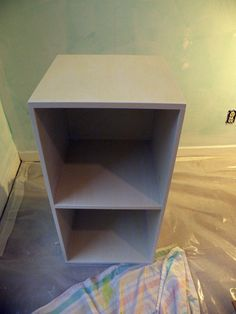 DIY Two Cube Storage Craft Room Storage, Cube Storage, Studio Organization, Organization Ideas, Organizing, Cube Furniture, Apartment Makeover, Cube Organizer, Condo Decorating