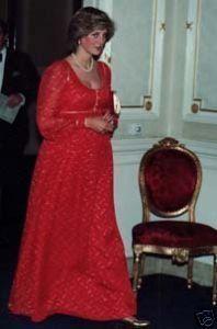 March 14, 1982: Princess Diana at a Berlioz Music concert at Royal Albert Hall, London.