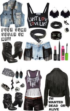 """Rock of Ages"" by nazaretqp on Polyvore                                                                                                                                                      More"