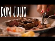 Don Julio: A Meat Lover's Paradise in the Heart of Buenos Aires—Eat. Sta...