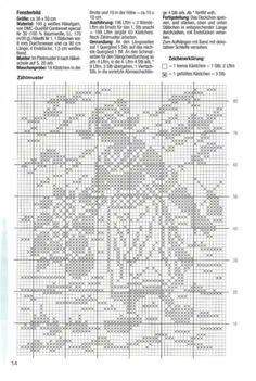 (91) Gallery.ru / Фото #1 - Crochet Filet pour Point de Croix 1 - Mongia