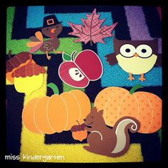 """Roll Like a Pumpkin"" and Other Fall Themed Movements / Gross Motor Activity (from Freebielicious) - repinned by @PediaStaff – Please Visit  ht.ly/63sNt for all our pediatric therapy pins"