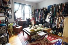 3 Crazy Closets You've Got To See To Believe…