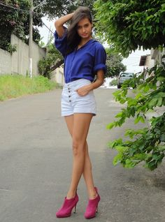 My 80's look (by Gizele Oliveira) http://lookbook.nu/look/2840341-my-8-s-look