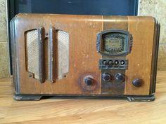Sentinel Vintage Shortwave, Am, Police Radio