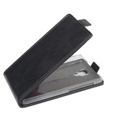 Flip PU Leather Protective Case For Explay Flame