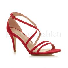 WOMENS-LADIES-STRAPPY-CROSSOVER-MID-HIGH-HEEL-WEDDING-BRIDESMAID-SANDALS-SIZE
