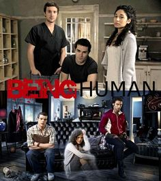 Being Human, one of the rare times that a US show based on a BBC show turns out equally as awesome