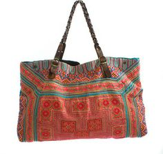 Boho Chique bag 2 By: Appel67 http://lokalinc.nl/
