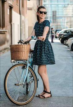 111 inspired polka dot dresses make you look fashionable (75)