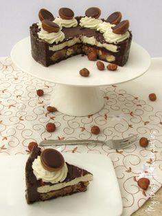 My tasty little beauties - Kuchen geht immer!: Toffifee-Törtchen ohne Backen