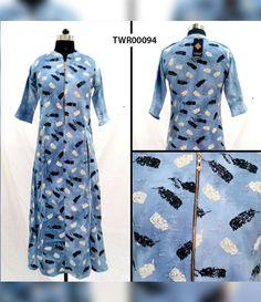 Western Summer Dress TW_94