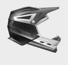 查看這個 @Behance 專案:「DH helmet, Photoshop rendering Tutorial」https://www.behance.net/gallery/34891589/DH-helmet-Photoshop-rendering-Tutorial