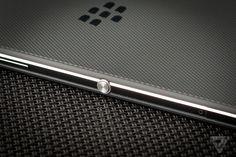 BlackBerry DTEK50 review convenience key