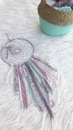 dreamcatcher attrape reve romantique accessoires de maison par pamalaka attrape r ves. Black Bedroom Furniture Sets. Home Design Ideas
